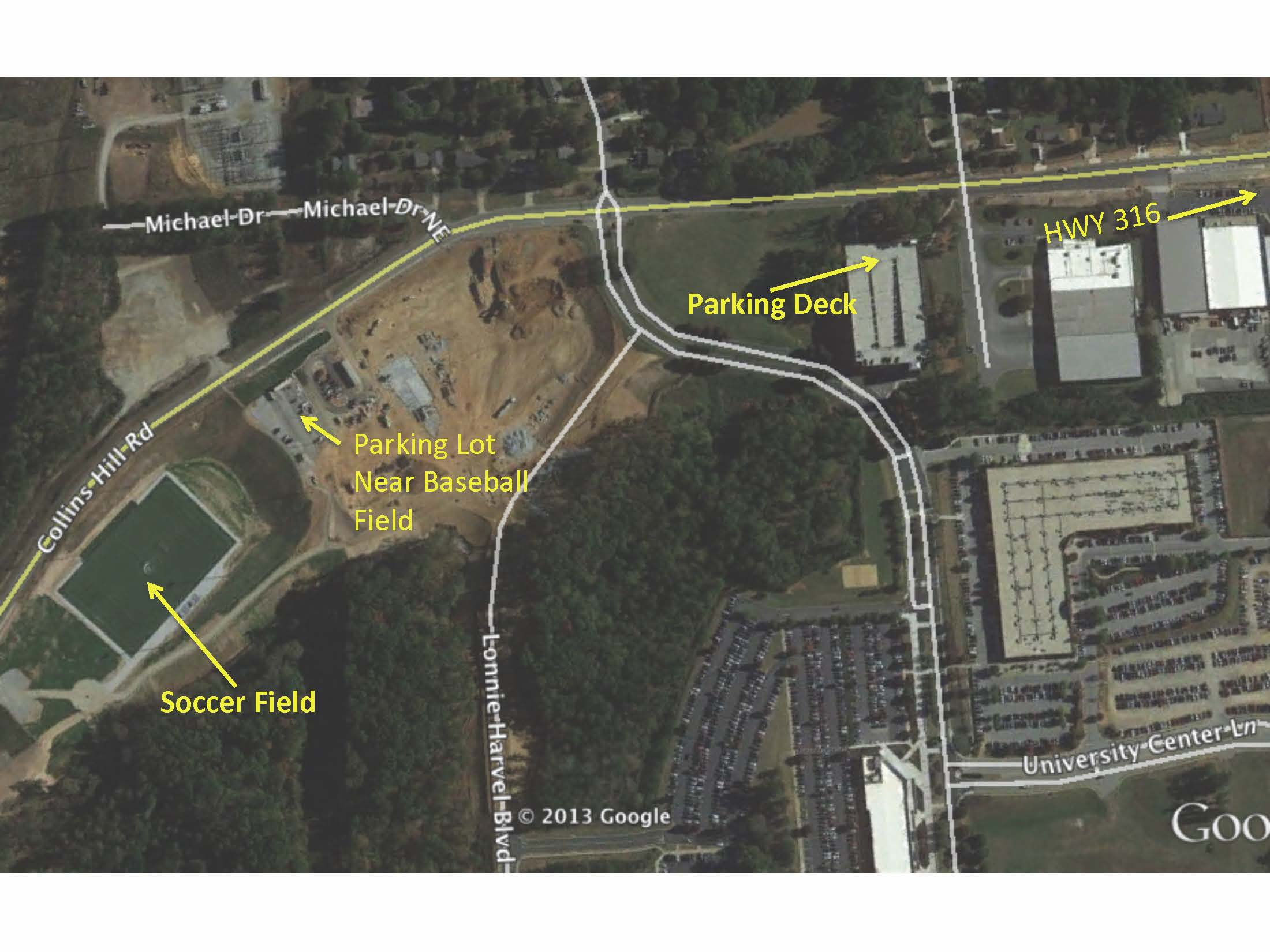 Map Of Georgia Gwinnett College.Georgia Gwinnett College Gwinnett Soccer Academy